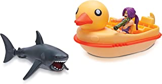 Roblox Celebrity Collection - Sharkbite: Duck Boat Vehicle [Includes Exclusive Virtual Item]