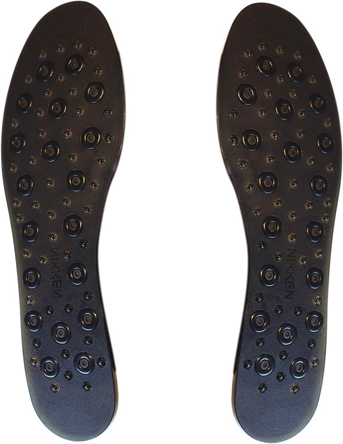 Nikken 1 mSteps Insoles with Acupressure Branded goods Massage 20213 W Be super welcome Nodes