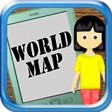 Kindle World Map