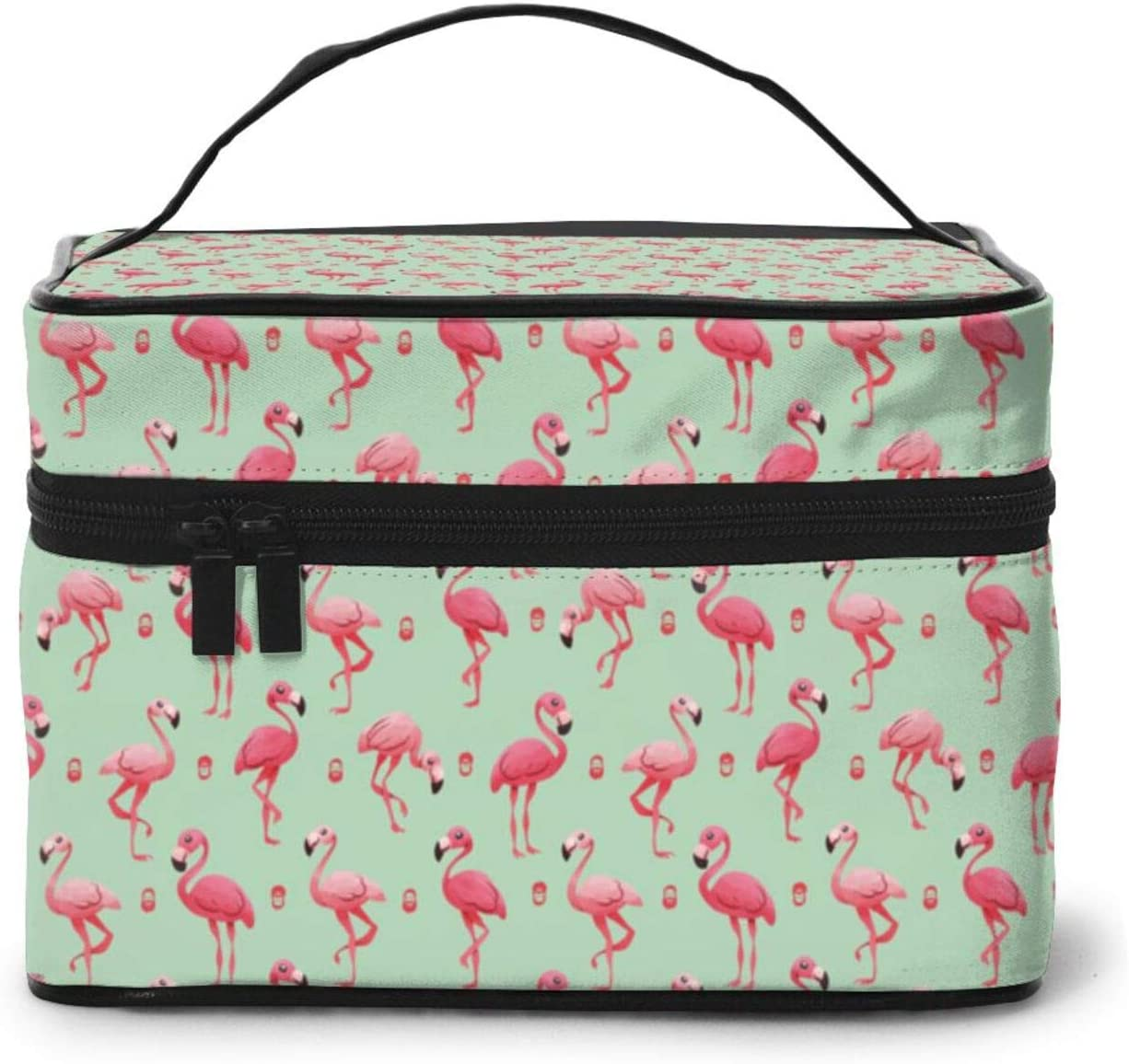 Red Flamingo Travel Makeup Train 2021 autumn and winter new Case ...
