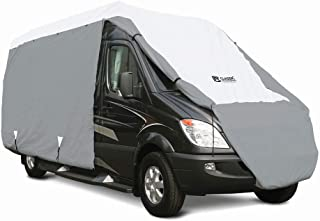 Classic Accessories Over Drive PolyPRO3 Deluxe Class B RV Cover, Fits up to 20' long RVs - Max Weather Protection with 3-Ply Poly Fabric Roof RV Cover (80-103-141001-00)