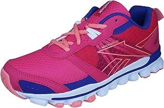 [リーボック] Hexaffect Run Girls Running Sneakers/Shoes [並行輸入品]