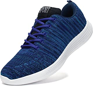 fe178e1709160 Amazon.com: Mesh Sneakers Ultra Lightweight Breathable Athletic ...