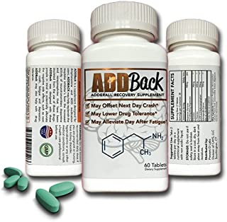 ADDBack Adderall Recovery Supplement