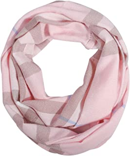 Soft /& Cosy Unicorn Scarf Pink or White Choice of 2