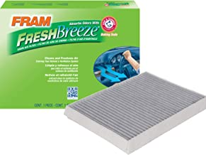FRAM CF11719 Fresh Breeze Cabin Air Filter with Arm and Hammer