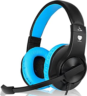 Headset Gaming for PS4 ,Xbox One Gaming Headset ,Wired Noise Isolation, Over-