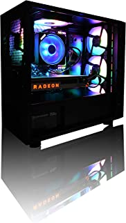 【ASTROBOX】ゲーミングデスクトップパソコン【Ryzen7-2700X/RX Vega 64 8GB(RTX 2060クラス)/RGBメモリ16GB/SSD 480GB/HDD2TB/Widows10Home 64bit】 (ブラック)