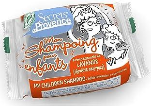 Secrets de Provence Champú sólido de lavanda para niños–85g
