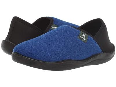 Kamik Kids Cozytime (Toddler/Little Kid/Big Kid) (Strong Blue) Kids Shoes