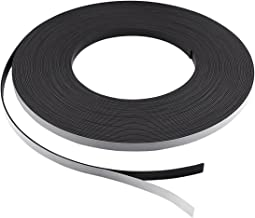 Master Magnetics ZG38A-ABX Flexible Magnet Strip with Adhesive Back, 1/16