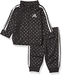 Baby Girls' Li'l Sport Tricot Jacket & Jogger Active...