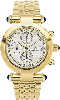 Giorgio Milano 'Lucia' Luxury Women's Wrist Watches - Chronograph Ladies Watch - with 37 MM Case - Japanese Quartz Movemen...