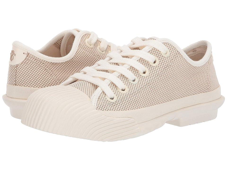 Tory Burch Buddy Sneaker (Off-White/Off-White) Women
