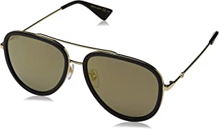 Gucci GG0062S Pilot Sunglasses Size 57 mm