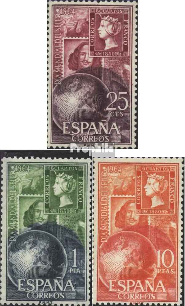 Prophila Collection España Michel.-No..: 1476-1478 (Completa.edición.) 1964 día el Sello (Sellos para los coleccionistas) Sello en Sello: Amazon.es: Juguetes y juegos