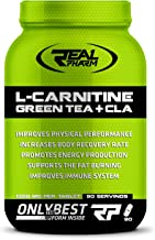 Real Pharm L Carnitine Green Tea CLA Fat Loss DietA aE A 90A Tablets Estimated Price : £ 7,99