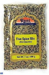 Rani Panch Puran (5 Spice) 7oz (200g) ~ All Natural | Vegan | Gluten Free Ingredients | NON-GMO | Indian Or...