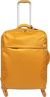 Lipault - Original Plume Spinner 72/26 Luggage - Large Suitcase Rolling Bag for Women - Mustard