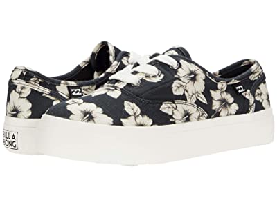 Billabong Coastlines (White/Black) Women