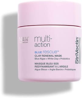 StriVectin Multi-Action Blue Rescue Clay Renewal Mask, 3.20 Fl. Oz.