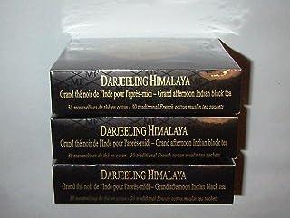 Mariage Frères Paris - DARJEELING HIMALAYA - Packung mit 3 Kästen 30 Baumwollmusselin Tee