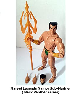 Clip: Marvel Legends Namor Sub-Mariner (Black Panther series)