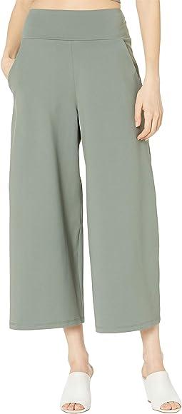 High-Waist Relaxed Pocket Pants