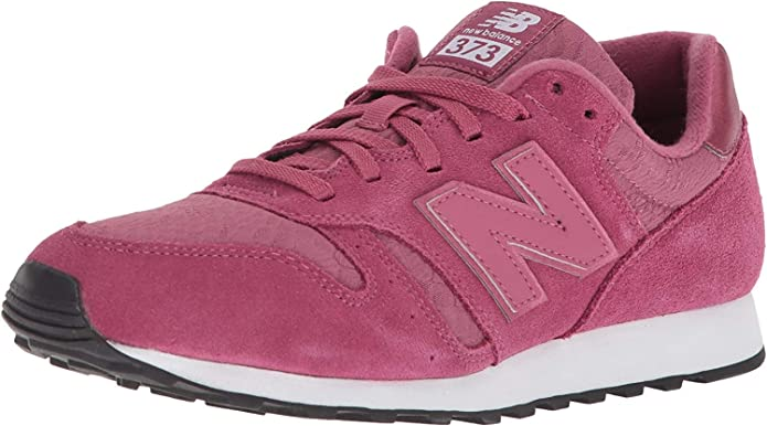 New Balance Wl373-dpw-b, Sneaker a Collo Basso Donna