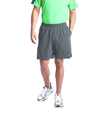 Champion 7 Sport Shorts with Liner (Stealth) Men