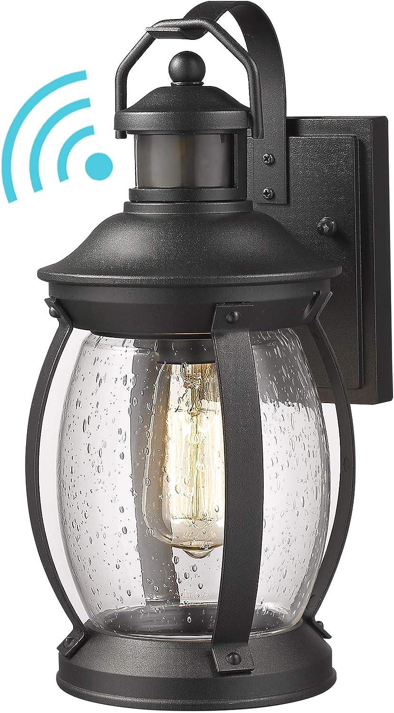 Dusk to Dawn Sensor Outdoor Lantern FEMILA Chicago Mall Wall San Diego Mall E Motion