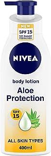 NIVEA Body Lotion, Aloe Hydration, with Aloe Vera, for Men & Women, 400 ml