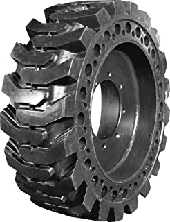 NHS SKS 1 TIRE 12 PLY 12-16.5 ROAD WARRIOR AIOT-12 SKID STEER TIRE