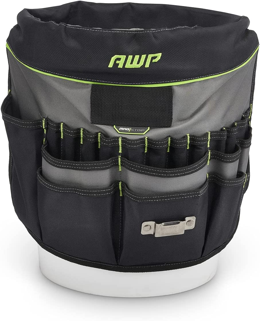 AWP Low price Exterior Hanging Selling and selling Bucket Tool 51 Water-Res Organizer Pocket