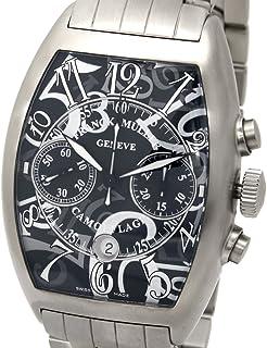 フランク・ミュラー FRANCK MULLER カサブランカ カモフラージュ クロノグラフ 8883CCCDTBR グレー文字盤 中古 腕時計 メンズ (W153281) [並行輸入品]