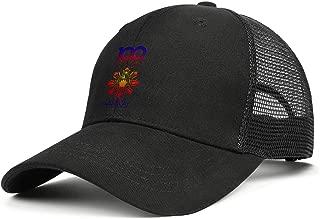 QILI 100 Years a Century of Camaraderie Demolay Men Women Fashion Mesh Dad Cap Adjustable Snapback Hat