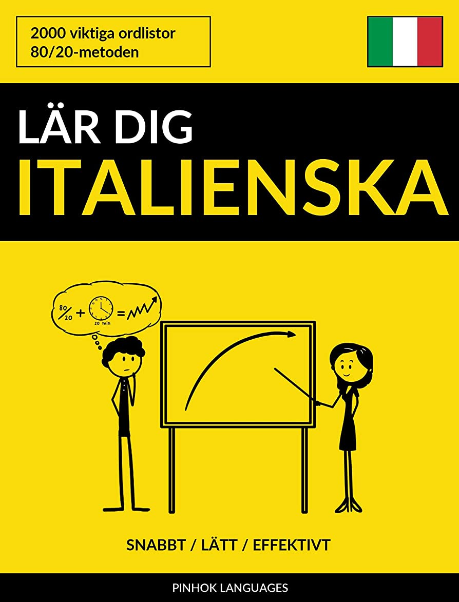 社説努力する強化L?r dig Italienska - Snabbt / L?tt / Effektivt: 2000 viktiga ordlistor (Swedish Edition)