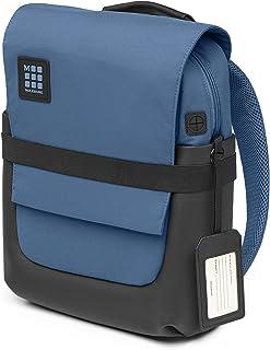 Moleskine Et72bksb31 Zaino Porta PC ID Borsa PC e Tablet, Zainetto con Materiale Impermeabile Resistente all'Acqua, Blu Bo...