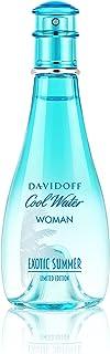 Cool Water Exotic Summer by Davidoff for Women Eau de Toilette 100ml