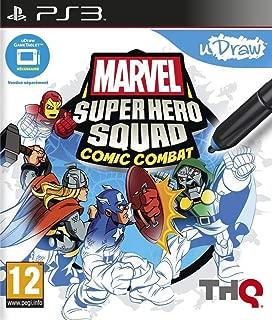 PS3 - Marvel Super Hero Squad: Comic Combat - [PAL EU]