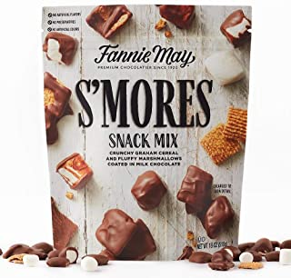 Harry London Smores Snack Chocolate Mix 18 Ounce