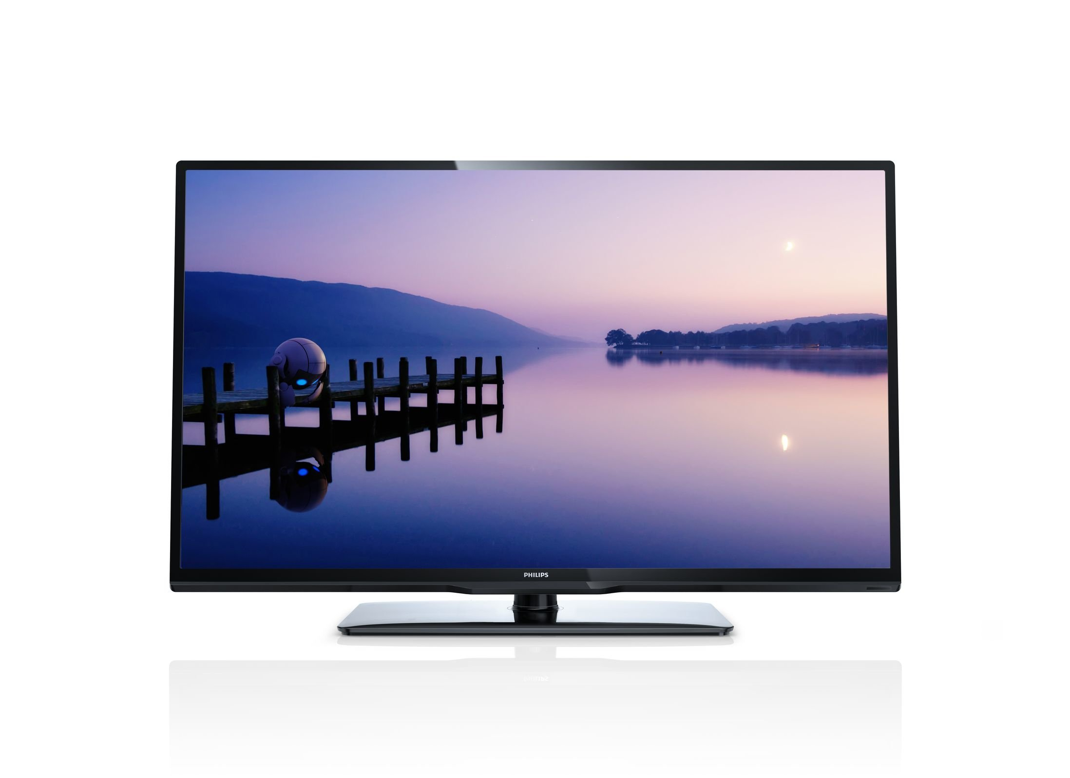 Philips 46PFL3108H/12 - Televisor LED de 46 pulgadas, Full HD, 100 Hz: Amazon.es: Electrónica