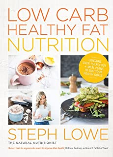 Best low carb healthy fat nutrition Reviews