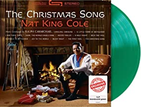 The Christmas Song - Exclusive Limited Edition Transparent Green Colored Vinyl LP