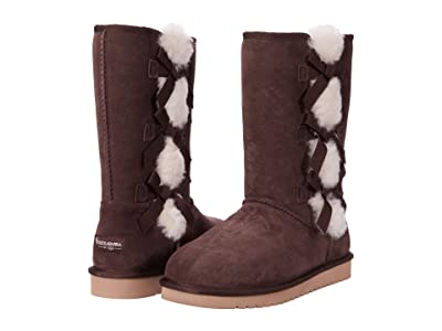 Koolaburra by UGG Victoria Tall (Grizzly) Women