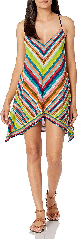Trina Turk Women's Standard Scarf Dress Swimsuit Cover Up