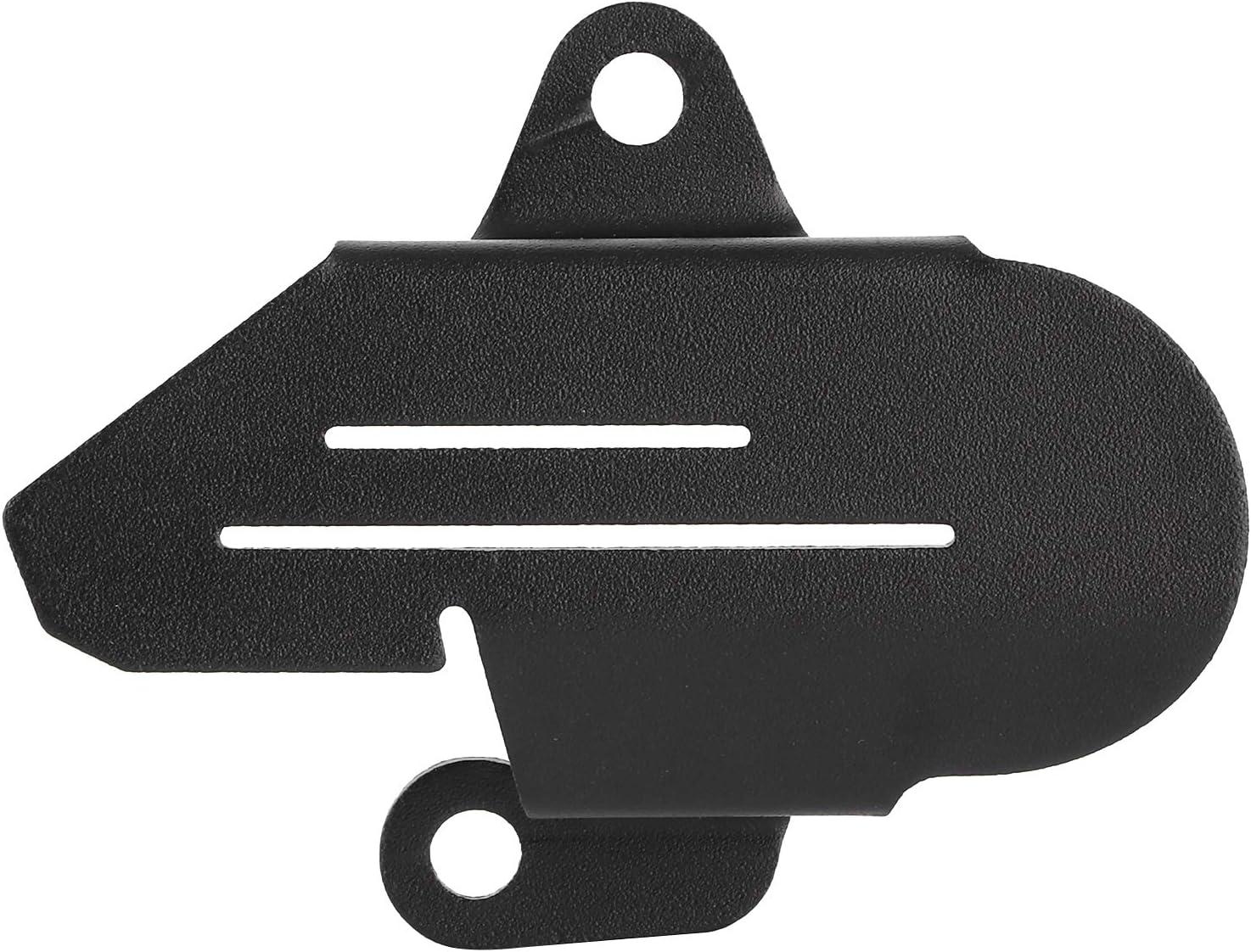 Piezas de motocicleta Negro cubierta protectora de interruptor de soporte lateral para motocicleta F750GS//F850GS//F850GS Adventure