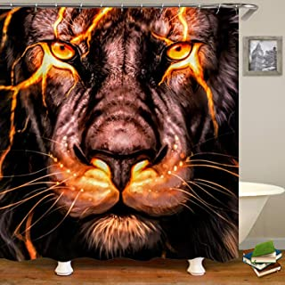 The Lion King Drama Music Poster Custom Shower Curtains 60x72 Inch Polyester