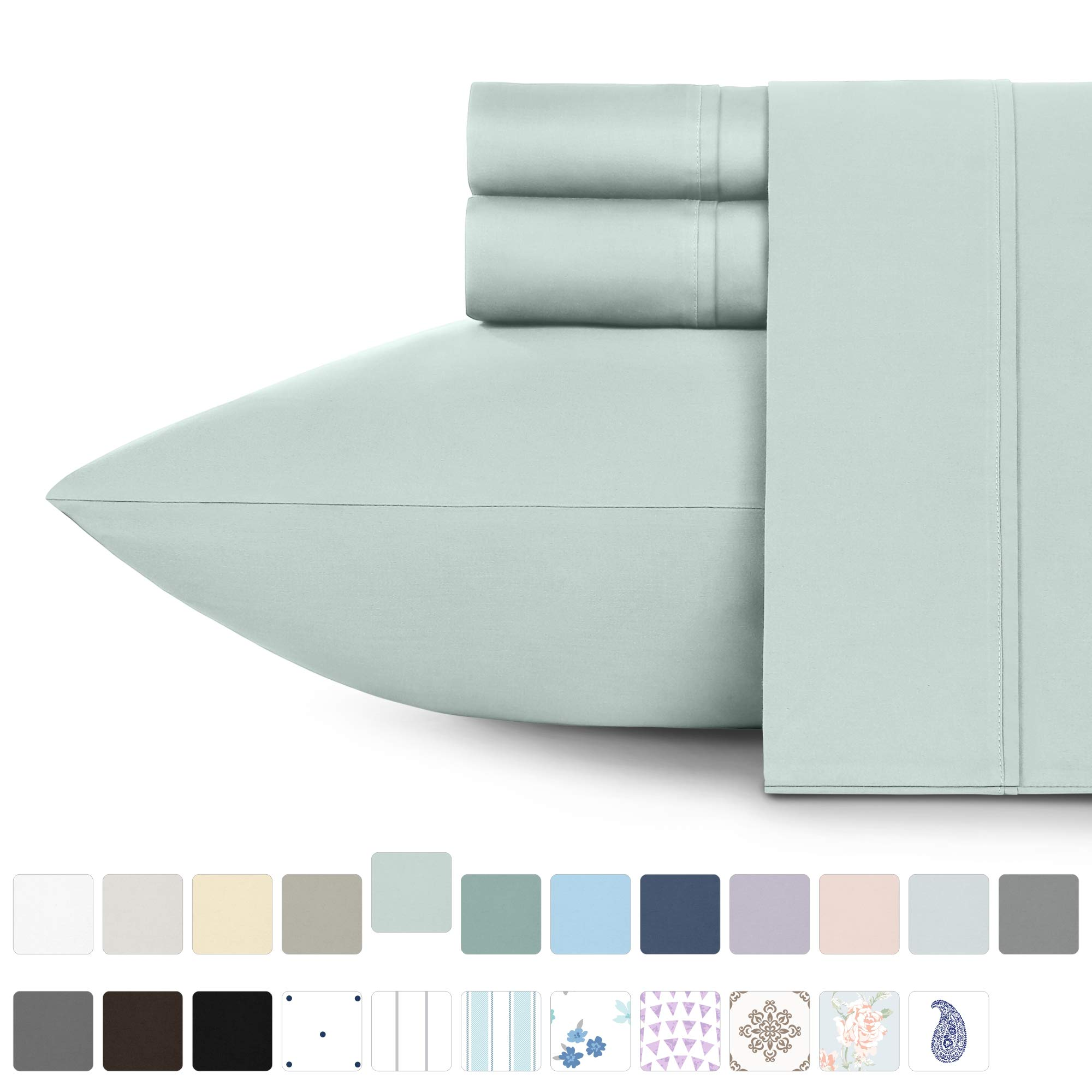 Thread Count Cotton Sheet Amazon