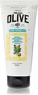 Óleo de Oliva e Bergamota Creme Hidratante Deo Corporal 200Ml, Korres